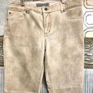 Chico platinum jeans- 1 short
